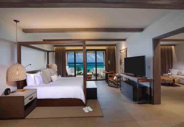 El diseño del hotel está inspirado en lo mejor de México. (Foto: Redacción)