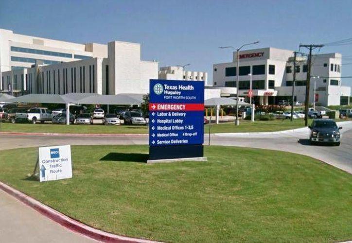 Sara Beltrán, de 26 años, fue detenida y sacada del hospital Huguley en Fort Worth, cerca de Dallas, Texas. (Agencias)