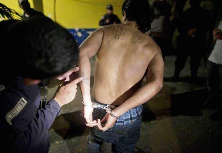 La Policía Municipal asegura que muchos de los integrantes de las pandillas son menores de edad. (Milenio Novedades)