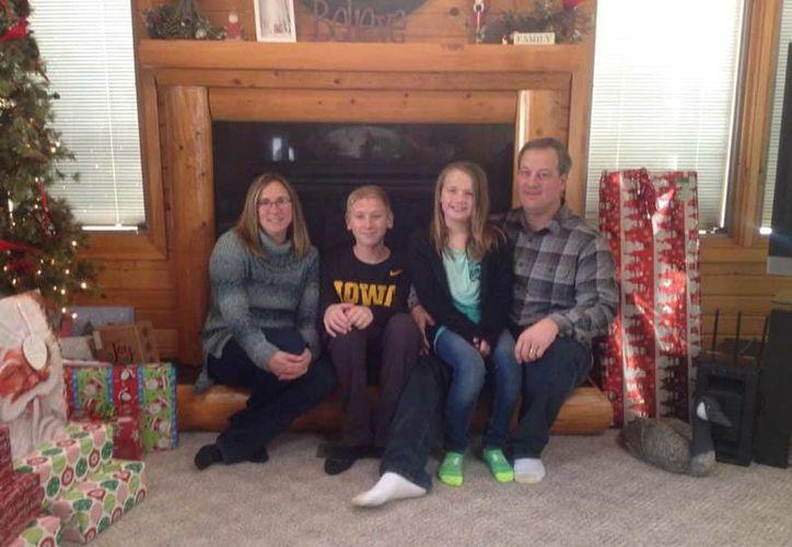 La familia había sido reportada como desaparecida desde hace dos días. (Foto: Facebook)
