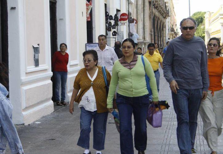 Aunque en estos días hace frío, por lo general en Yucatán prevalecen las altas temperaturas. (Christian Ayala/SIPSE)