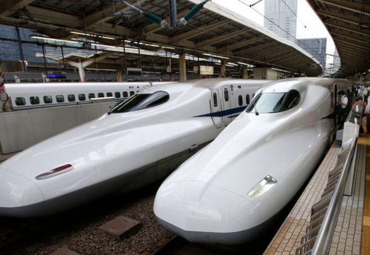 Japón cuenta con uno de los sistemas ferroviarios más confiables en todo el mundo. (Foto: El Sol)