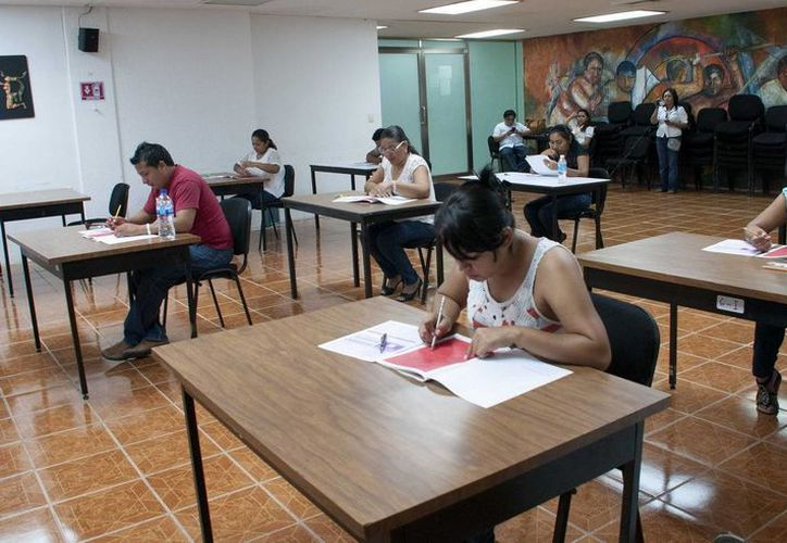 Las sedes donde se aplicarán el examen son en Chetumal, Playa del Carmen y Cancún. (Redacción/SIPSE)