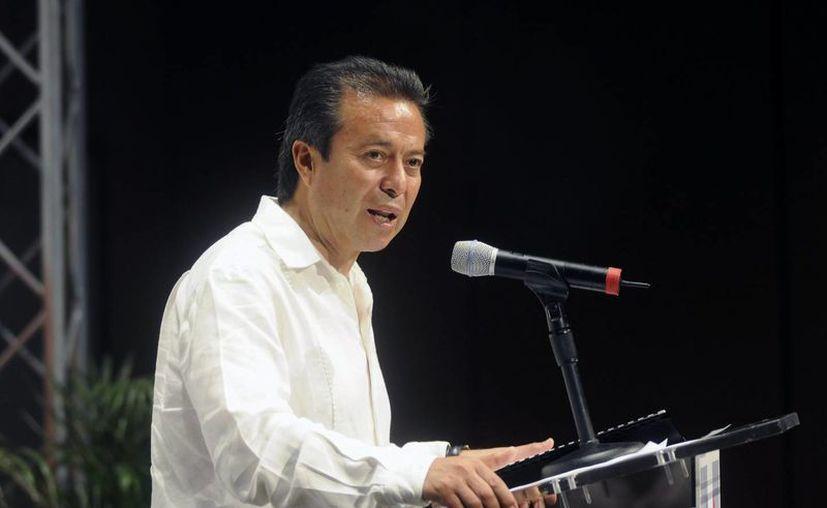 Camacho Quiroz dijo que el PRI se mantiene atento al buen desarrollo de los comicios. (Notimex)