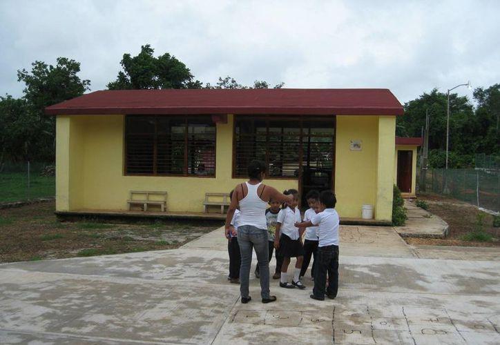 El 20% de alumnos en Bacalar no asistió a clases. (Javier Ortiz/SIPSE)