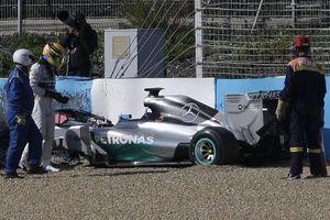 Calienta motores la F1