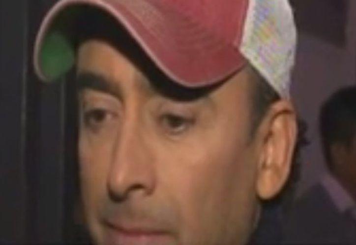 Adal Ramones envía palabras de aliento a víctimas del sismo. (Captura YouTube).