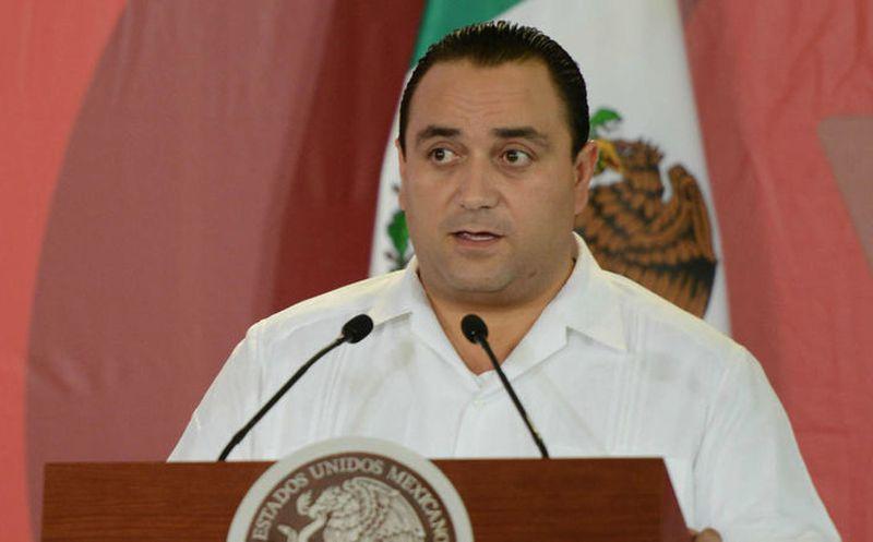 México pide extraditar a exgobernador Roberto Borge Angulo
