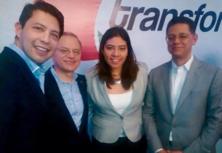 Vida Gómez Herrera era secretaria de la Juventud de Yucatán.(facebook.com/VidaGomezH)