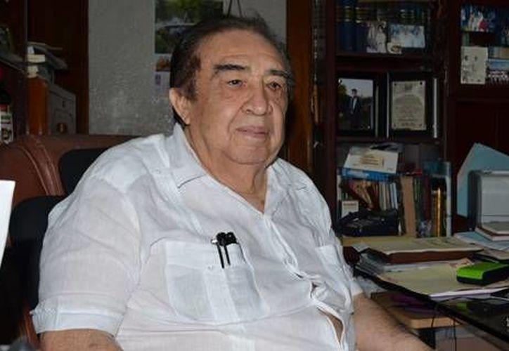 Felipe Amaro Santana fue el segundo alcalde del municipio de Benito Juárez. (Contexto/SIPSE)