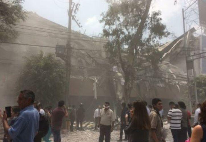 Las zonas más afectadas hasta el momento son: La Condesa, Roma y Del Valle.