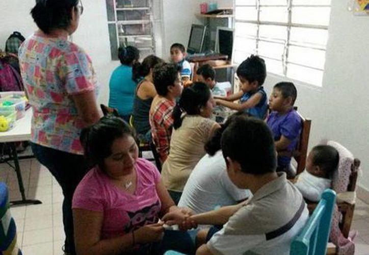 El programa de lectura bilingüe arrancará en septiembre para niños  de preescolar. (Milenio Novedades)