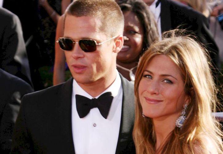 Brad Pitt y Jennifer Aniston eran una de las parejas favoritas de 2004 (Gtresonline).