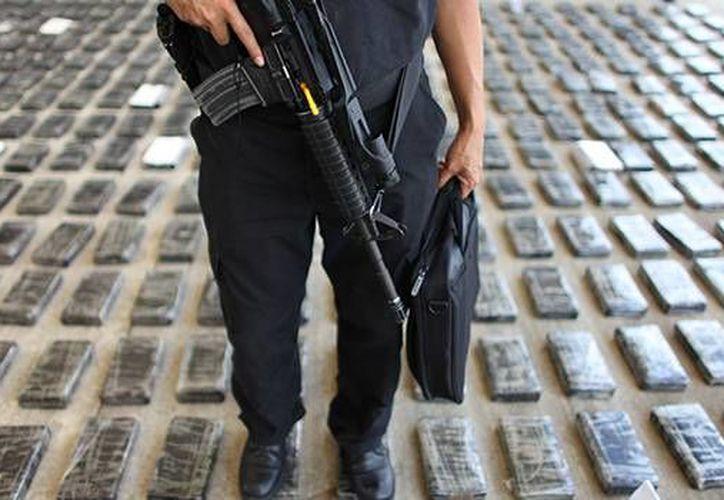 'Megatrónico' es requerido por la justicia estadounidense por el tráfico de al menos 100 toneladas de cocaína pura a ese país. (Archivo/AP)