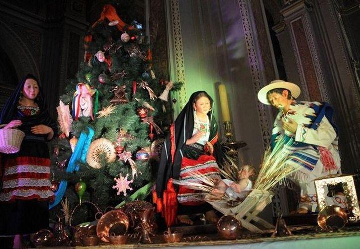 Michoacán le dará un sabor especial a la Navidad vaticana. (Agencias)