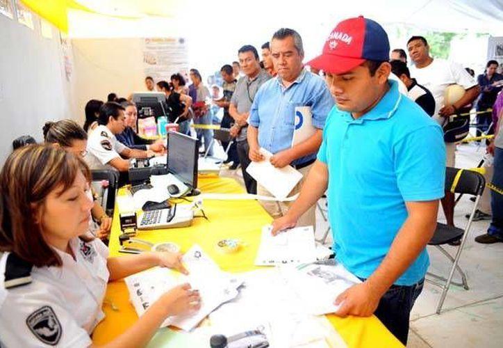 A través de la exposición de stands, se atenderá y brindará información a la ciudadanía que acuda. (Redacción/SIPSE)