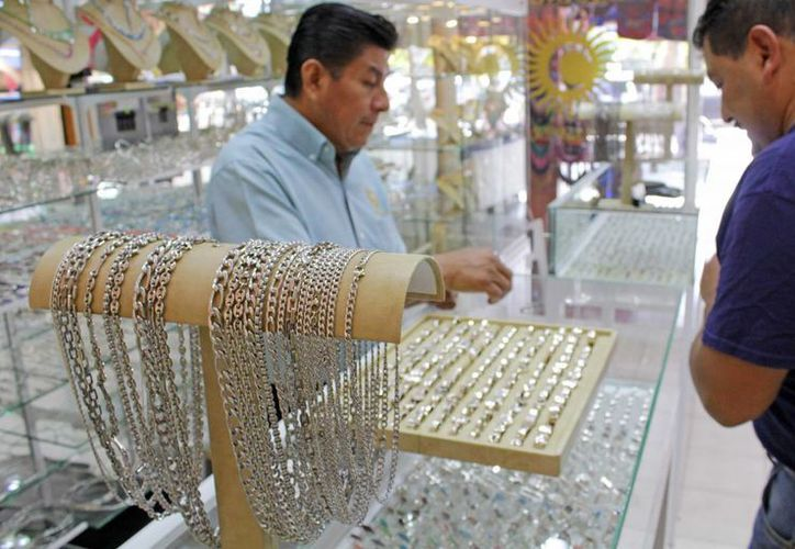 La Ciudad de México es la zona con más tiendasde joyería, después Quintana Roo. (Luis Soto/SIPSE)