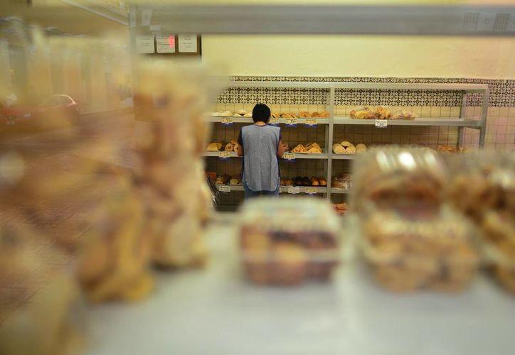 No todos los negocios que venden pan en el Estado cuentan con una extensa variedad. (Milenio Novedades)