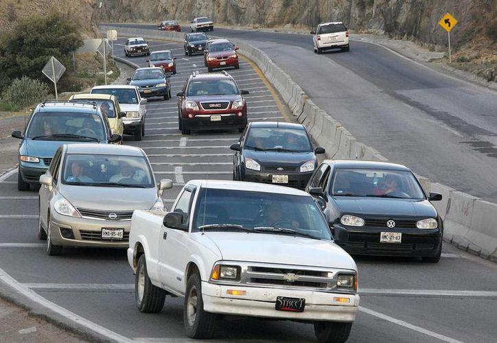 El objetivo es que Sinaloa tenga conductores con licencias infalsificables . (Notimex)