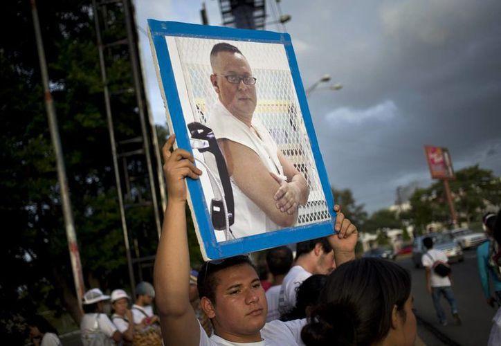 En Nicaragua, el caso de Bernado Tercero llamó la atención de los ciudadanos y del presidente Daniel Ortega, quien envió una petición de clemencia al gobernador de Texas. (AP)