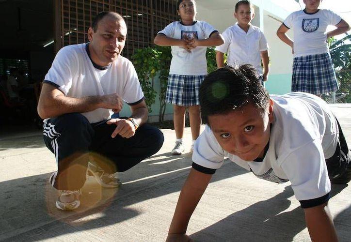 La activación física es importante para tener una buena salud. (Milenio Novedades)