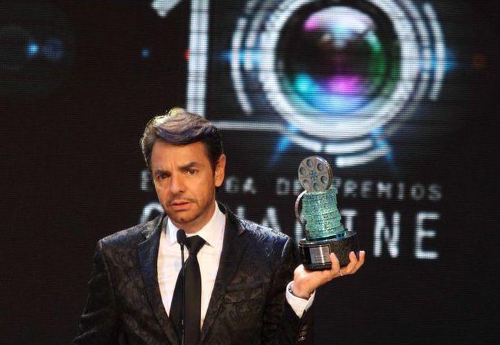 Rafael Lara destacó que la película 'El tamaño sí importa' tendrá varias sorpresas, entre ellas la actuación de Eugenio Derbez. (Notimex)