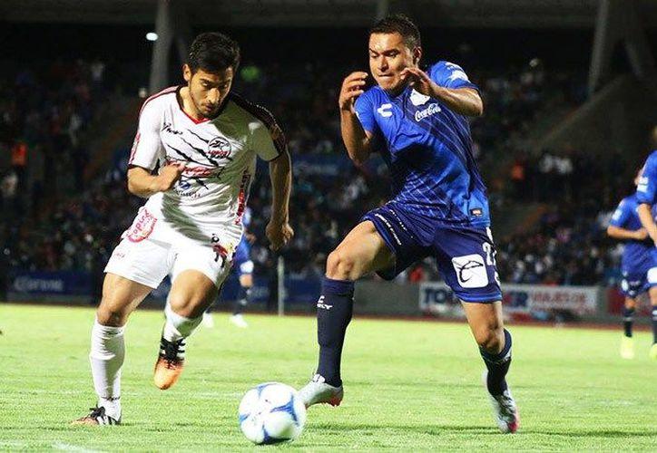 Puebla sacó la casta y acabó encima del rival para soñar con la igualada. (Contexto/Internet)