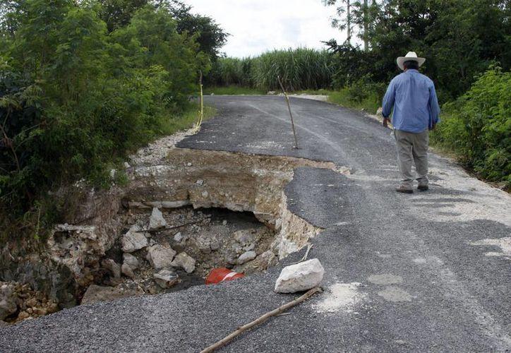 Los daños ascienden a casi 70 millones de pesos. (Harold Alcocer/SIPSE)