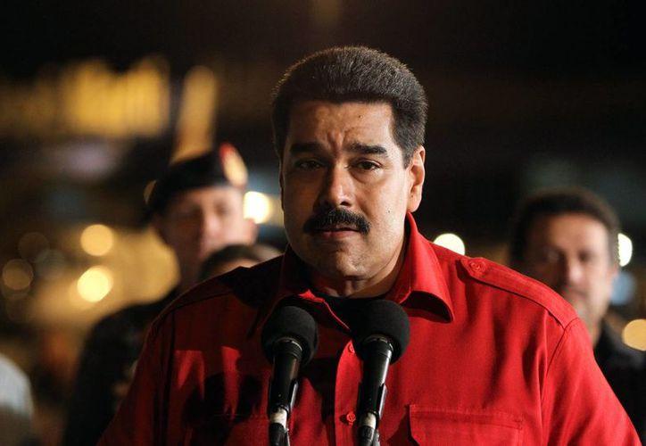El presidente Nicolás Maduro se mostró confiado en que se recuperen los precios internacionales del petróleo. (Archivo/EFE)