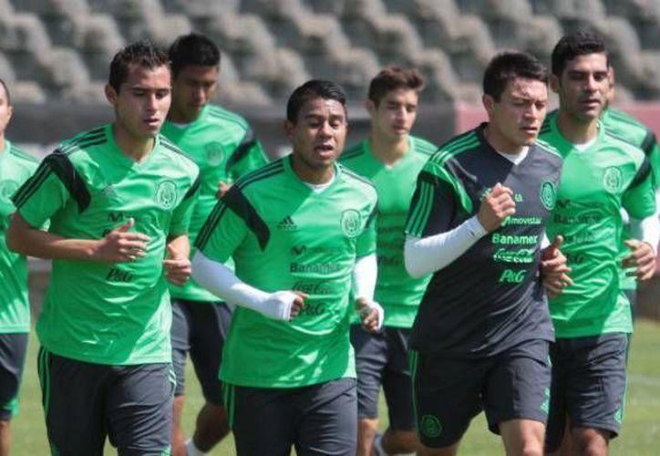 La Selección Mexicana (19) jugará contra Brasil (4), Croacia (20) y Camerún (50) en la fase de grupos del Mundial. (Notimex/Foto de archivo)