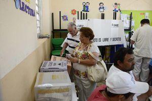 Cómo se vive la jornada electoral en Tekax