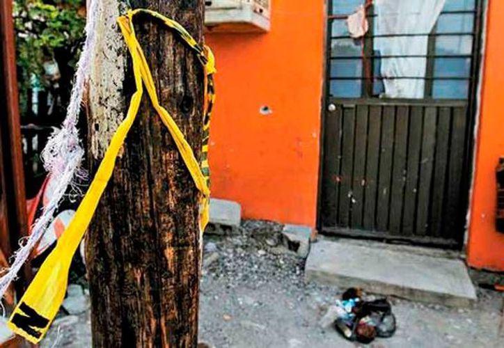 Ciudad Victoria ha vivido varios días de muerte. Tan sólo en la última semana han  muerto, a manos de delincuentes, 19 personas, incluidos ocho niños. (Milenio Novedades)