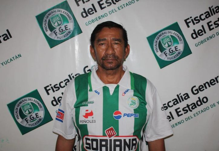 León Cupil fue detenido este viernes en el fraccionamiento Bugambilias. (Cortesía)