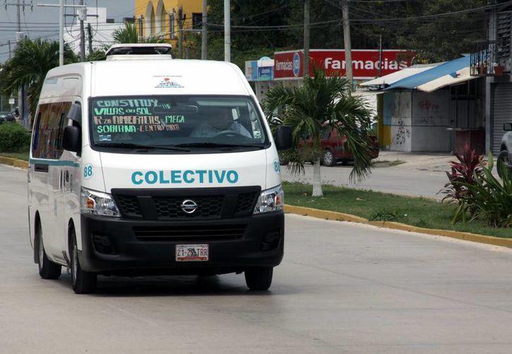 La meta es que haya obligatoriedad del transporte público de las 5 a las cero horas. (Adrián Monroy/SIPSE)