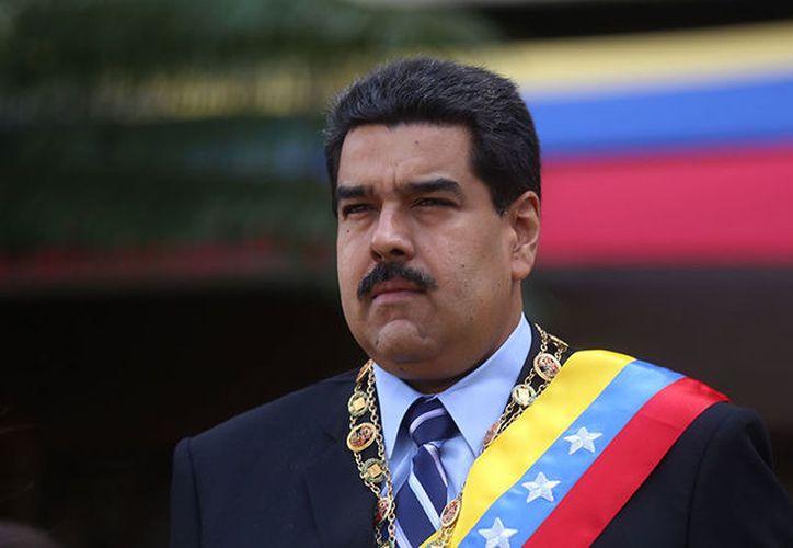 Maduro está en campaña contra la oposición para el próximo duelo electoral, que será el 15 de octubre por las gobernaciones de los 23 estados del país. (Puente Libre)