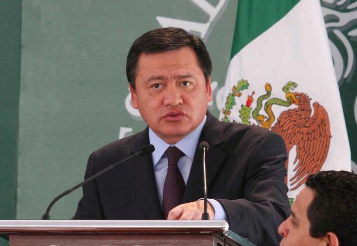 Osorio Chong indicó que la investigación a Oceanografía es un asunto de Estado de derecho. (Notimex)