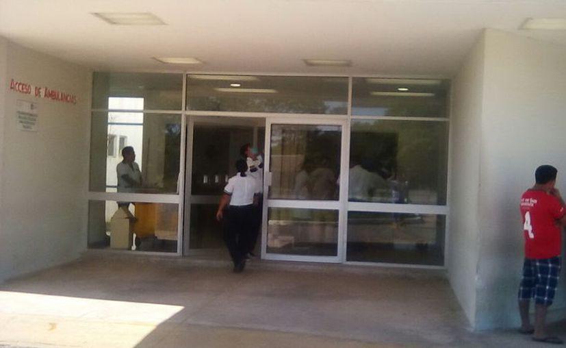 A pesar del ataque,  a la pareja no les robaron los 40 mil pesos que llevaban consigo. Luego la mujer fue hospitalizada.