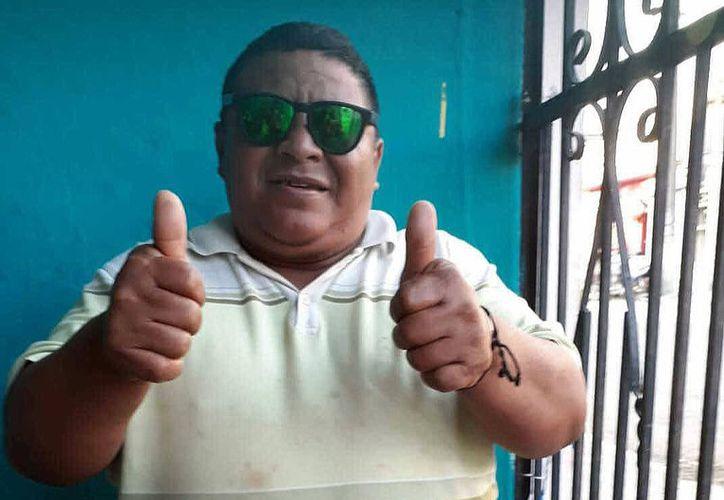 'Yauca' se había ido a vivir al vecino estado de Quintana Roo con toda su familia desde hace una década, en busca de una mejor calidad de vida para él y los suyos. (SIPSE)