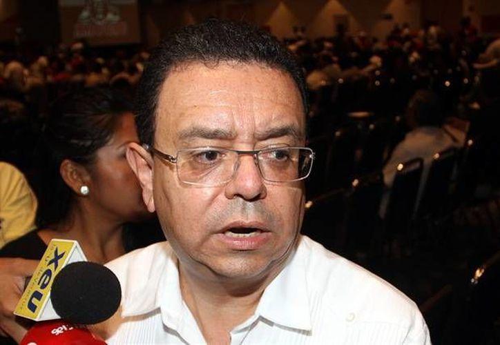 Federico Domínguez, director de Autotransporte Federal de la SCT, subrayó que se vigilará las 24 horas del día a todos los camiones en carreteras. (imagendeveracruz.com.mx)