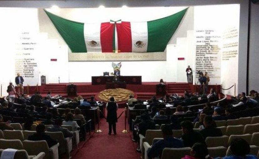 La iniciativa que se propuso en junio pasado no pudo concretarse en un Pleno dominado por Morena. (Internet)