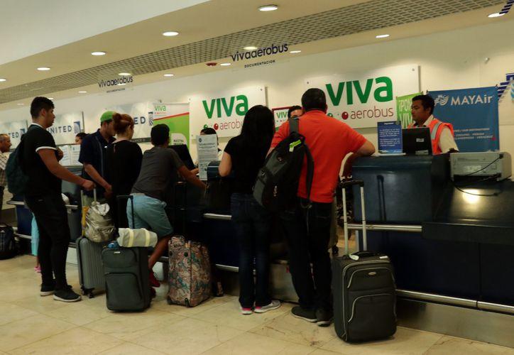 La conectividad aérea es importante para la llegada de turistas. (Milenio)