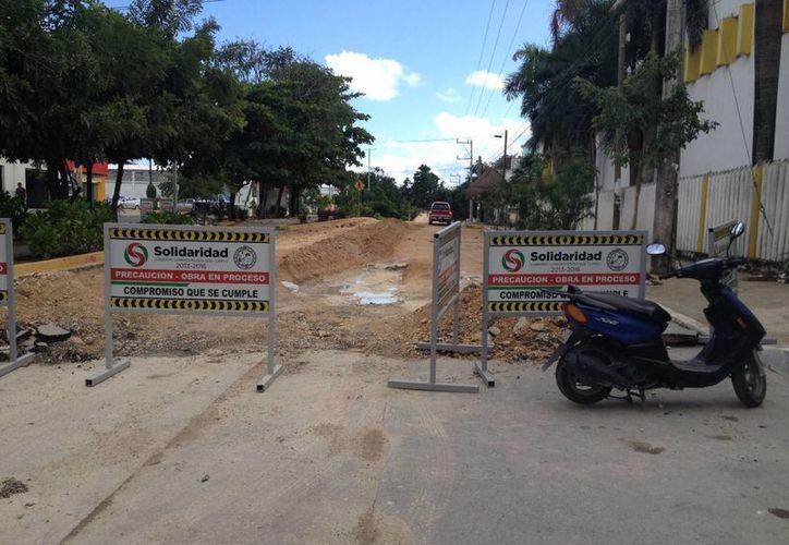 Las autoridades atenderán el rezago en infraestructura. (Adrián Barreto/SIPSE)