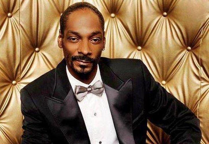 Snoop Dogg estará en Cancún mañana sábado. (Internet)