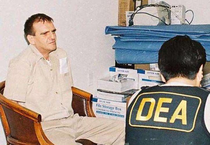 Palma se declaró culpable ante una corte estadounidense y fue sentenciado a 16 años de prisión por transportar 50 kilos de cocaína. (Excélsior)