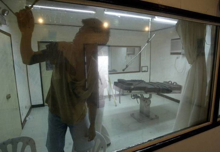 """Según el informe de """"Que nadie toque a Caín"""", 12 naciones abolieron la pena de muerte en 2013 o en lo que va del 2014. (Foto de archivo/Agencias)"""