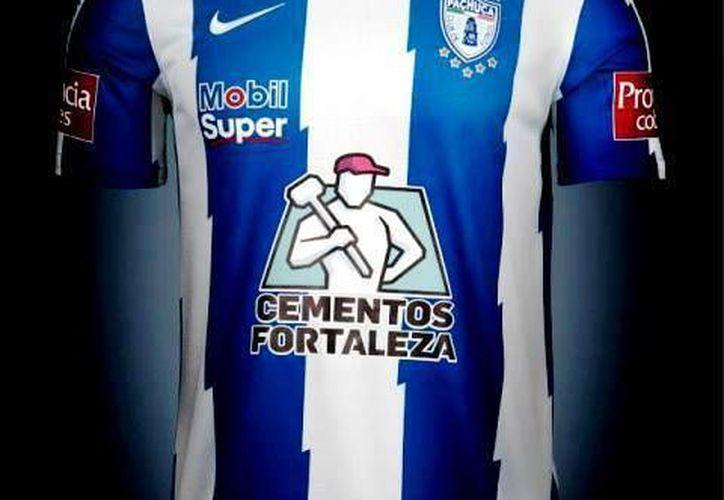 El Pachuca usará este jersey por dos torneos. (Foto: Tuzos)