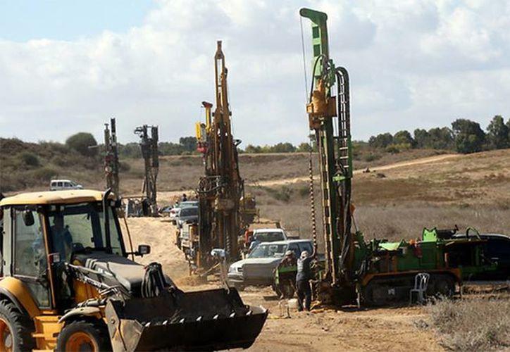 Los trabajos comenzarán en 40 puntos diferentes al mismo tiempo y tendrán un costo total de 3 mil millones de shékels. (López Dóriga).
