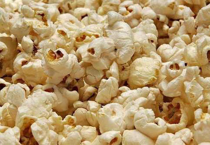 El trabajo en la producción de palomitas de maíz puede causar problemas respiratorios. (mejorconsalud.com)