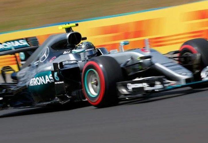 La carrera se llevará a cabo el próximo domingo. La escudería Mercedes se ubica como la gran favorita para llevarse el Gran Premio.(AP)