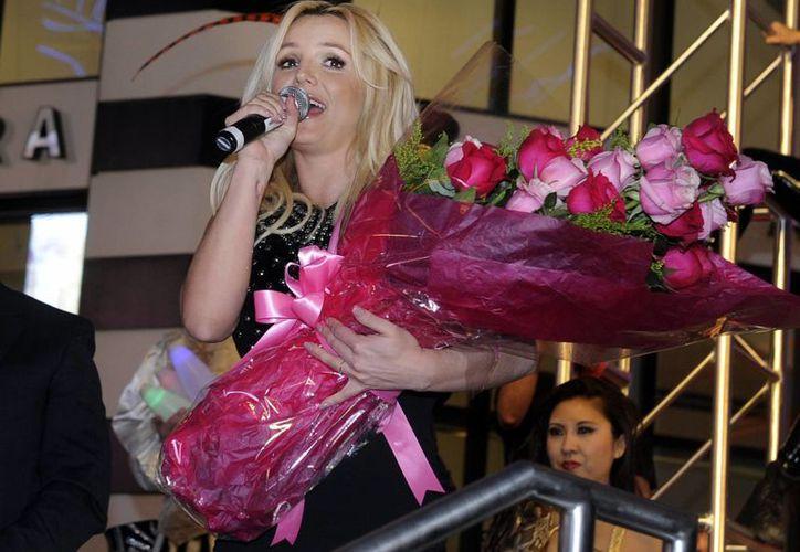 Britney Spears ofrecerá 50 espectáculos en 2014 y otros 50 en 2015, en un hotel-casino de Las Vegas. (Agencias)